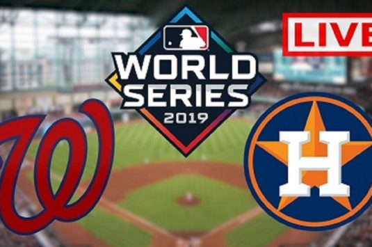 Match Baseball complet: Nationals vs Astros 2019 World Series